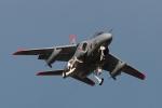 木人さんが、茨城空港で撮影した航空自衛隊 T-4の航空フォト(写真)