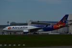 よしポンさんが、成田国際空港で撮影したエアカラン A330-202の航空フォト(写真)