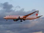 きゅうさんが、成田国際空港で撮影したエア・カナダ 787-9の航空フォト(写真)