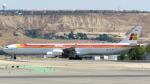 誘喜さんが、マドリード・バラハス国際空港で撮影したイベリア航空 A340-642の航空フォト(写真)