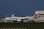 mougandouさんが、成田国際空港で撮影したスリランカ航空 A330-243の航空フォト(写真)