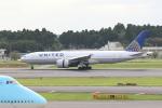 OS52さんが、成田国際空港で撮影したユナイテッド航空 777-224/ERの航空フォト(写真)