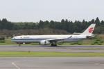 OS52さんが、成田国際空港で撮影した中国国際航空 A330-343Xの航空フォト(写真)