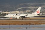 sumihan_2010さんが、伊丹空港で撮影したジェイ・エア ERJ-170-100 (ERJ-170STD)の航空フォト(写真)