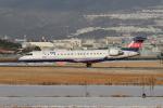 sumihan_2010さんが、伊丹空港で撮影したアイベックスエアラインズ CL-600-2C10 Regional Jet CRJ-702の航空フォト(写真)