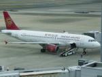 commet7575さんが、福岡空港で撮影した吉祥航空 A320-214の航空フォト(写真)
