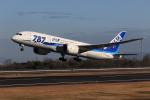 ぽんさんが、高松空港で撮影した全日空 787-881の航空フォト(写真)