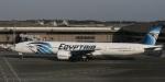 sarangさんが、成田国際空港で撮影したエジプト航空 777-36N/ERの航空フォト(写真)