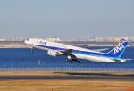 fortnumさんが、羽田空港で撮影した全日空 777-281/ERの航空フォト(写真)