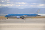 A350XWB-HNDさんが、関西国際空港で撮影したKLMオランダ航空 787-9の航空フォト(写真)