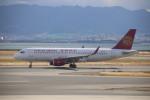 A350XWB-HNDさんが、関西国際空港で撮影した吉祥航空 A320-214の航空フォト(写真)