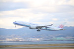 A350XWB-HNDさんが、関西国際空港で撮影したチャイナエアライン A350-941XWBの航空フォト(写真)