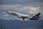 A350XWB-HNDさんが、関西国際空港で撮影したフェデックス・エクスプレス MD-11Fの航空フォト(写真)