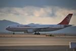A350XWB-HNDさんが、関西国際空港で撮影したユニ・トップエアラインズ A300B4-605Rの航空フォト(写真)