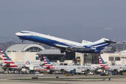 LAX Spotterさんが、ロサンゼルス国際空港で撮影したDubai私企業所有 727-2X8/Advの航空フォト(写真)