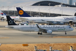 A350XWB-HNDさんが、関西国際空港で撮影したエバー航空 A321-211の航空フォト(写真)