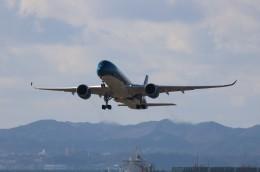 A350XWB-HNDさんが、関西国際空港で撮影したベトナム航空 A350-941XWBの航空フォト(写真)