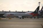 A350XWB-HNDさんが、関西国際空港で撮影した山東航空 737-85Nの航空フォト(写真)