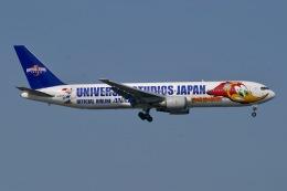 JRF spotterさんが、羽田空港で撮影した全日空 767-381の航空フォト(写真)