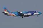 JRF spotterさんが、羽田空港で撮影したエアーニッポン 737-4Y0の航空フォト(写真)