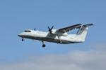 hide737さんが、名古屋飛行場で撮影した国土交通省 航空局 DHC-8-315Q Dash 8の航空フォト(写真)