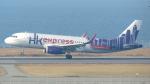 誘喜さんが、関西国際空港で撮影した香港エクスプレス A320-232の航空フォト(写真)