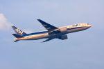 まいけるさんが、スワンナプーム国際空港で撮影した全日空 777-281/ERの航空フォト(写真)