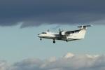 なぞたびさんが、名古屋飛行場で撮影した国土交通省 航空局 DHC-8-315Q Dash 8の航空フォト(写真)