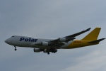 よしポンさんが、成田国際空港で撮影したポーラーエアカーゴ 747-47UF/SCDの航空フォト(写真)