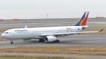 誘喜さんが、関西国際空港で撮影したフィリピン航空 A330-343Eの航空フォト(写真)