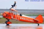いおりさんが、岩国空港で撮影したアエロ・スーパー・バティックス PT-17 Kaydetの航空フォト(写真)