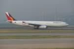 krozさんが、香港国際空港で撮影したフィリピン航空 A330-343Xの航空フォト(写真)