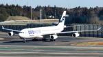 誘喜さんが、成田国際空港で撮影したフィンエアー A340-313Xの航空フォト(写真)