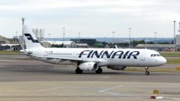 誘喜さんが、ロンドン・ヒースロー空港で撮影したフィンエアー A321-231の航空フォト(写真)