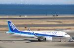 ハム太郎さんが、羽田空港で撮影した全日空 A320-271Nの航空フォト(写真)