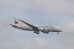 しかばねさんが、スワンナプーム国際空港で撮影した日本航空 787-846の航空フォト(写真)