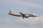 しかばねさんが、スワンナプーム国際空港で撮影したジェットスター・パシフィック A320-232の航空フォト(写真)