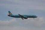 しかばねさんが、スワンナプーム国際空港で撮影したベトナム航空 A321-231の航空フォト(写真)