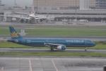 よしポンさんが、羽田空港で撮影したベトナム航空 A321-231の航空フォト(写真)