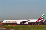 菊池 正人さんが、シドニー国際空港で撮影したエミレーツ航空 777-36N/ERの航空フォト(写真)