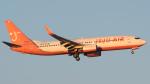 coolinsjpさんが、仁川国際空港で撮影したチェジュ航空 737-85Pの航空フォト(写真)