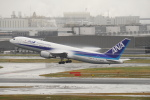 pringlesさんが、羽田空港で撮影した全日空 767-381/ERの航空フォト(写真)