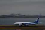 竜747さんが、羽田空港で撮影した全日空 777-281の航空フォト(写真)