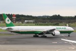 OS52さんが、成田国際空港で撮影したエバー航空 777-35E/ERの航空フォト(写真)