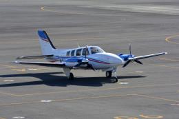 Gambardierさんが、岡南飛行場で撮影したRANGE FLYERS INC G58 Baronの航空フォト(写真)
