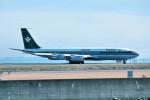 トロピカルさんが、羽田空港で撮影したサウジアラビア王国政府 707-368Cの航空フォト(写真)