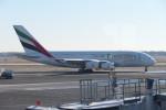 krozさんが、ジョン・F・ケネディ国際空港で撮影したエミレーツ航空 A380-861の航空フォト(写真)