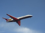 commet7575さんが、福岡空港で撮影したアイベックスエアラインズ CL-600-2C10 Regional Jet CRJ-702の航空フォト(写真)