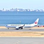 Hiroaviationさんが、羽田空港で撮影した日本航空 737-846の航空フォト(写真)