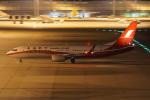 神宮寺ももさんが、関西国際空港で撮影した上海航空 737-86Dの航空フォト(写真)